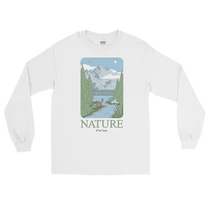 BuzzFeed Nature Earth Day Long Sleeve T-Shirt