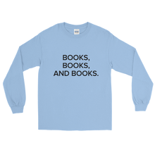 Load image into Gallery viewer, BuzzFeed Books, Books Book Day Long Sleeve T-Shirt