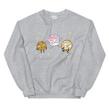 Load image into Gallery viewer, The Good Advice Cupcake & Friends Sweatshirt