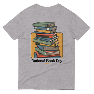 BuzzFeed Stack O' Books Book Day T-Shirt