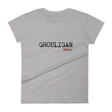 Load image into Gallery viewer, BuzzFeed Unsolved Ghouligan Women's T-Shirt