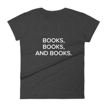 Load image into Gallery viewer, BuzzFeed Books, Books Book Day Women's T-Shirt