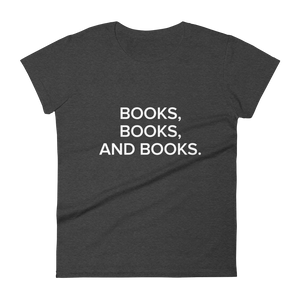 BuzzFeed Books, Books Book Day Women's T-Shirt