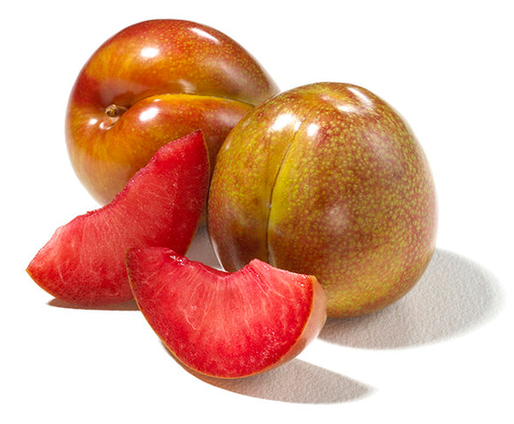 Fire Dapple Pluots