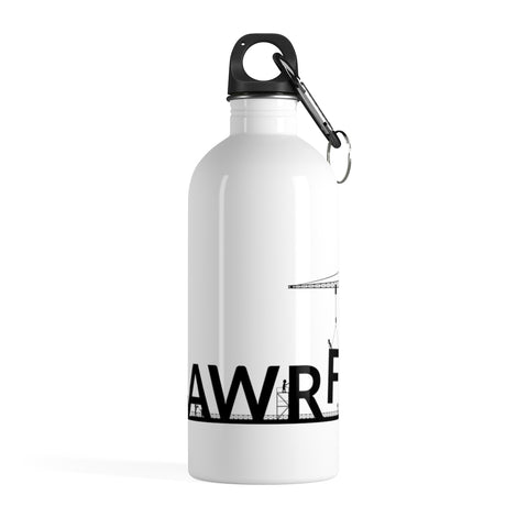 Lifting with AWRF Stainless Steel Water Bottle