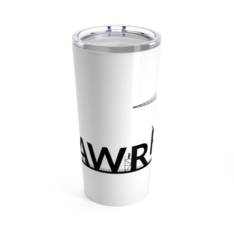 Lifting with AWRF Tumbler 20oz