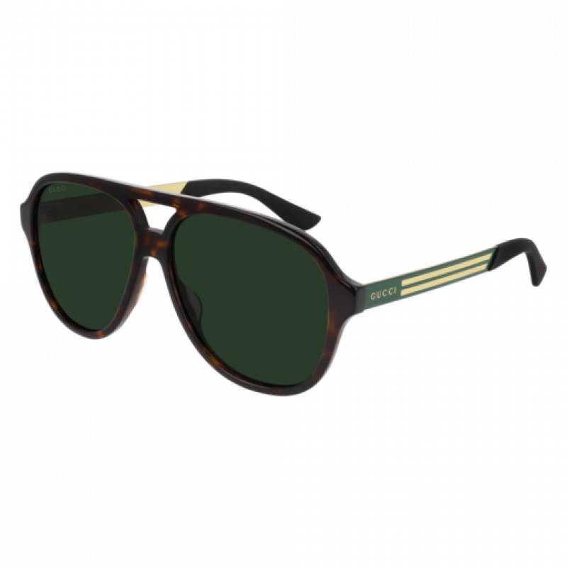 AVIATOR WITH GUCCI STRIPE
