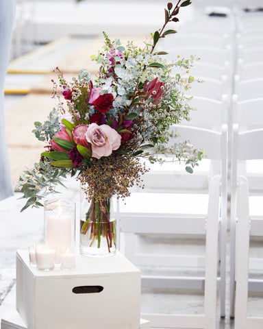 Corporate fresh flower arrangements Geelong