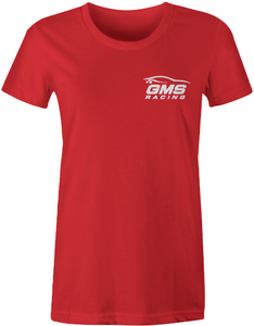GMS RACING LADIES SHORT-SLEEVE TEES