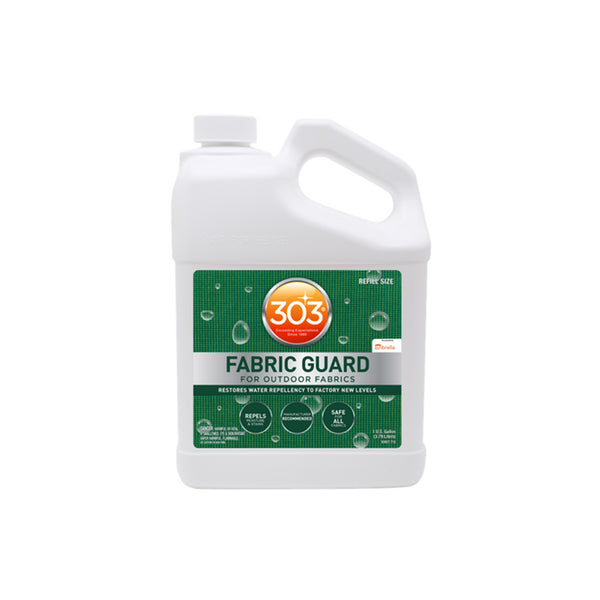 303 FABRIC GUARD WATER REPELLENCY TREATMENT