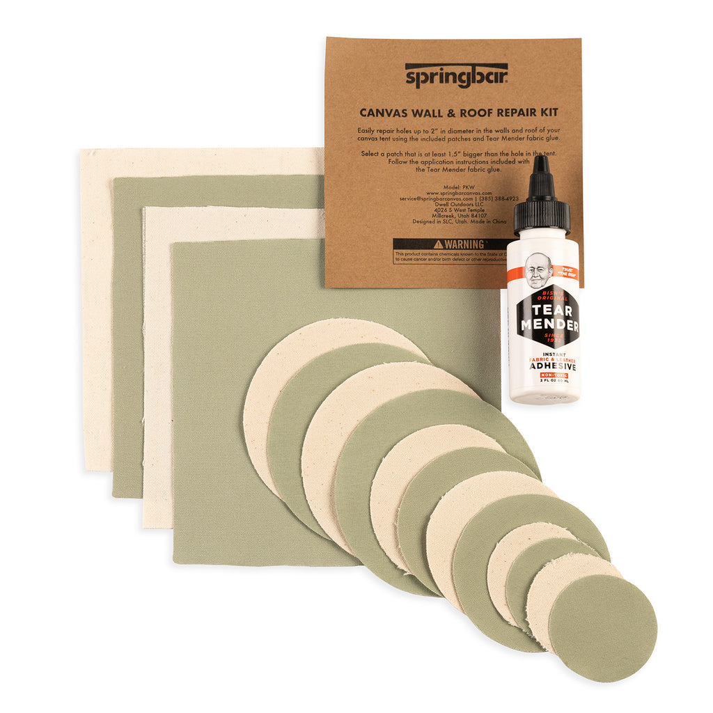 CANVAS PATCH KIT
