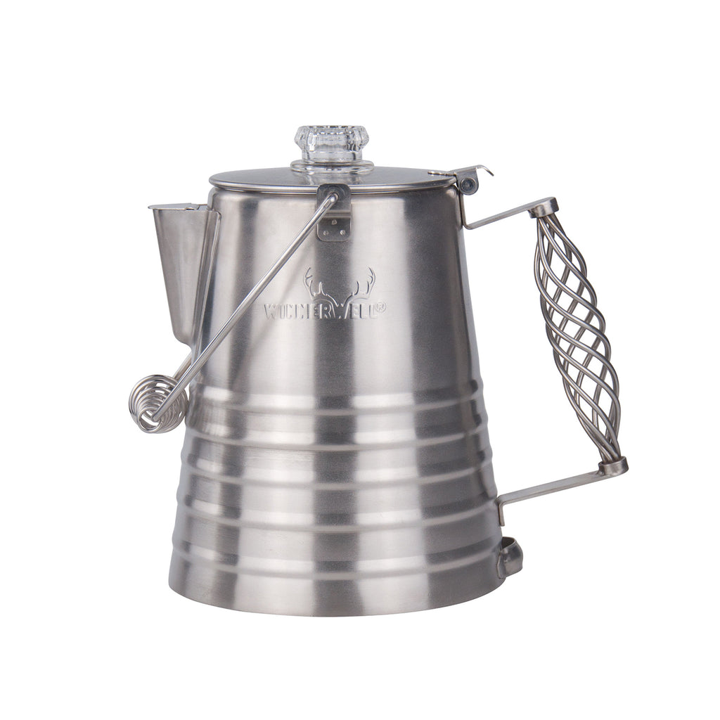 Winnerwell 14 Cup Stainless Steel Percolator Coffee Pot