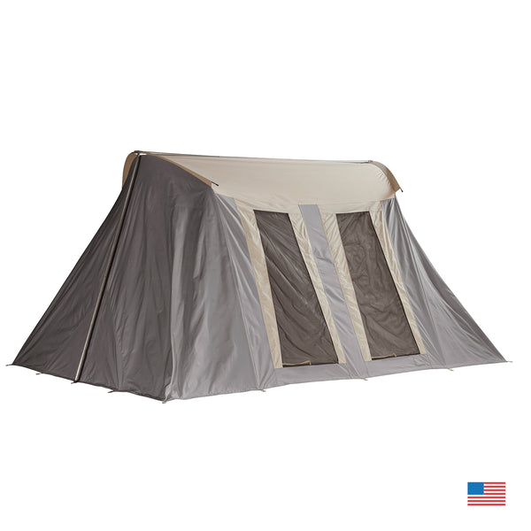 FAMILY CAMPER - MINERAL GRAY