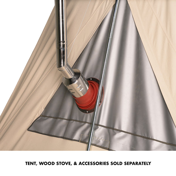 ZIP-IN STOVE JACK ACCESSORY FOR CLASSIC JACK 140
