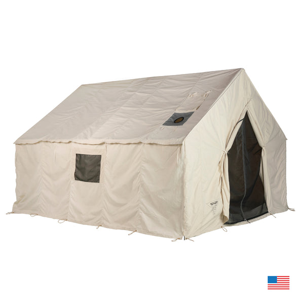 DELUXE 12 x 14 TRADITIONAL WALL TENT