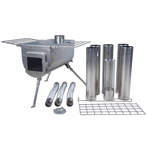 Winnerwell WoodlanderPlus External Air Stove