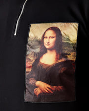 Mona Lisa Patchwork Polo