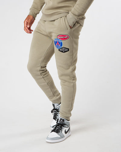 Olive Paris Badge Bottoms