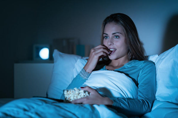 Why Watching TV Before Bed Can Ruin Your Sleep | Sahara Case LLC