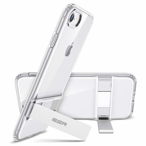 ESR Metal Kickstand Case for iPhone SE 2020