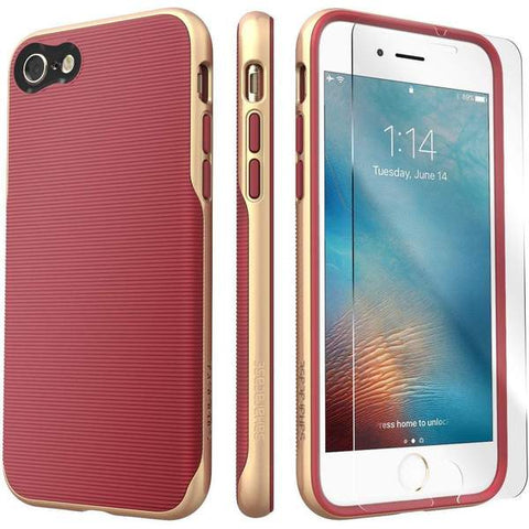 SaharaCase Trend Protection Kit for iPhone SE