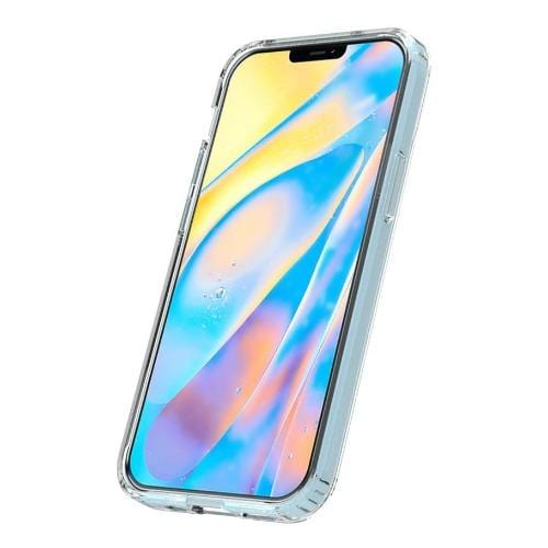 "SaharaCase - Hard Shell Series Case - iPhone 12 Mini 5.4"" (2020) - Clear"