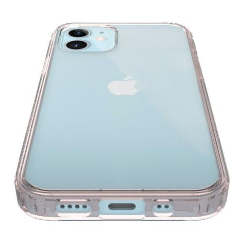"SaharaCase - Hard Shell Series Case - iPhone 12 Mini 5.4"" (2020) - Clear Rose Gold"
