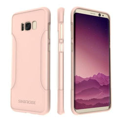 SaharaCase Slim-fit Series Case for Galaxy S8 Plus (2017) – Rose Gold - Sahara Case LLC