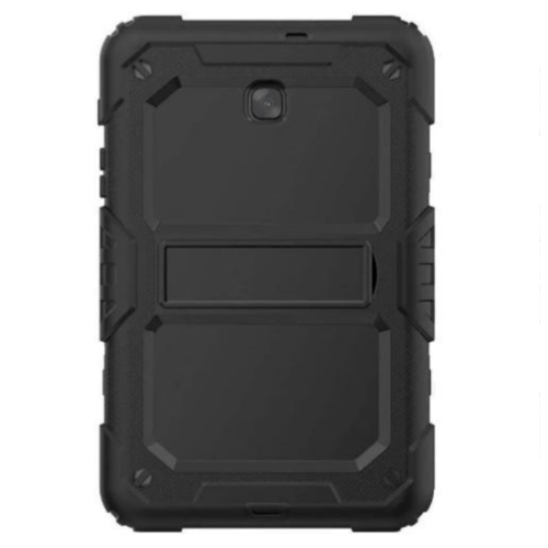 SaharaCase Heavy Duty Case with Built-in Screen Protector for Samsung Galaxy Tab A 8.0 (2017) T380 Scorpion Black - Sahara Case LLC