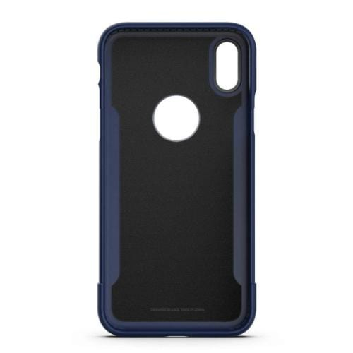 SaharaCase - Classic Series Case - Apple iPhone X/XS - Night Sky Navy - Sahara Case LLC