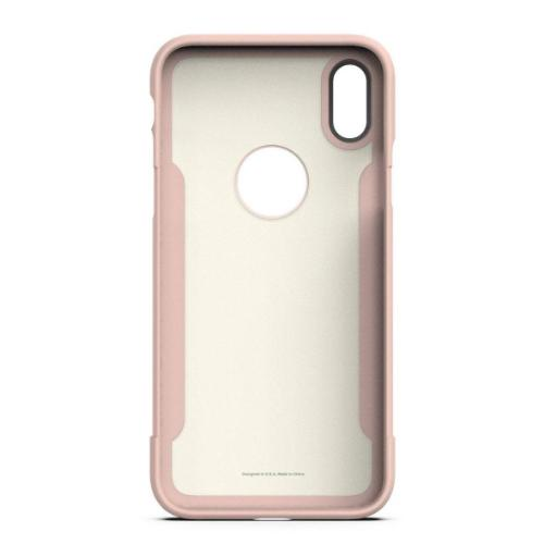 SaharaCase - Classic Series Case - Apple iPhone X/XS - Rose Gold - Sahara Case LLC