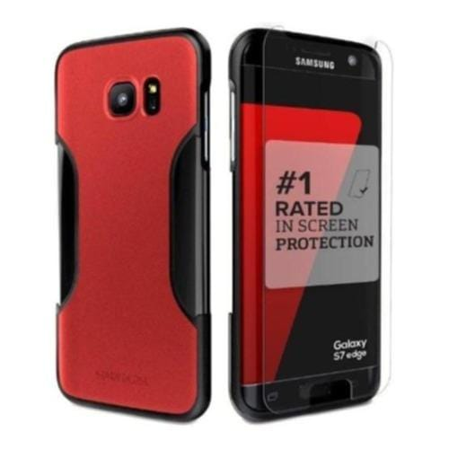 Classic Case - Samsung Galaxy S7 Edge Viper Red - Sahara Case LLC