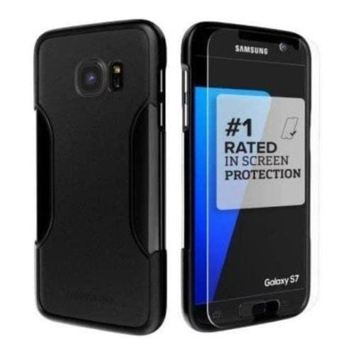 Classic Case - Samsung Galaxy S7 Scorpion Black - Sahara Case LLC