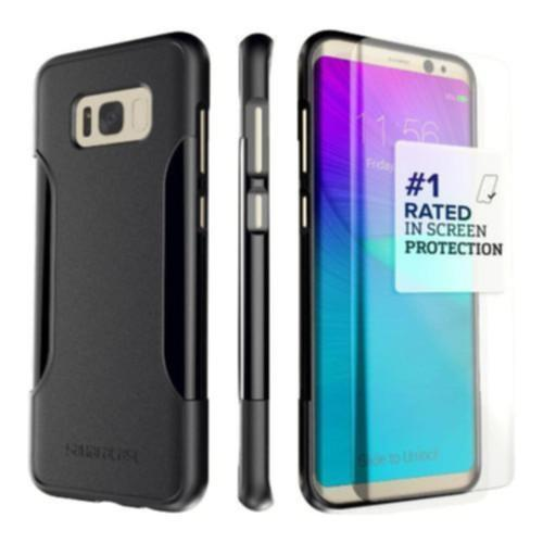 Classic Case - Samsung Galaxy S8 Scorpion Black - Sahara Case LLC
