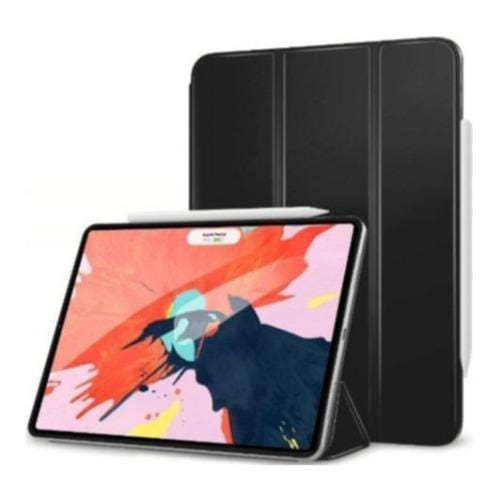 "Classic Smart Folio Case - iPad Pro 12.9"" (3rd Generation 2018) Scorpion Black - Sahara Case LLC"