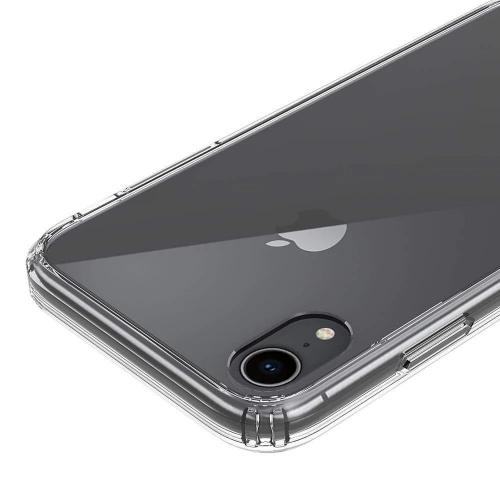 Crystal Case & Glass Screen Protection Kit - Apple iPhone XR Clear - Sahara Case LLC