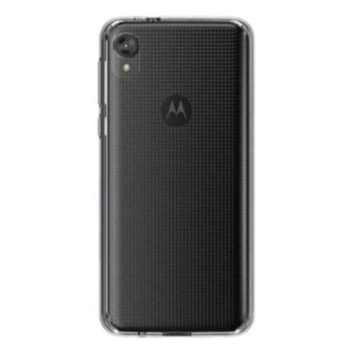 Crystal Series Case Motorola E6 Clear - Sahara Case LLC