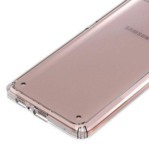 Crystal Series Case Samsung Galaxy A80 Clear - Sahara Case LLC