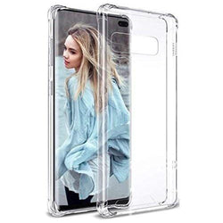 Crystal Series Case Samsung Galaxy S10+ Clear - Sahara Case LLC