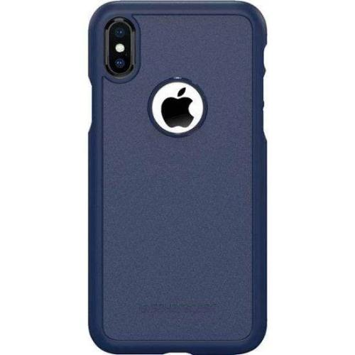 dBulk Case & Glass Screen Protection Kit - iPhone X/XS Night Sky Navy - Sahara Case LLC