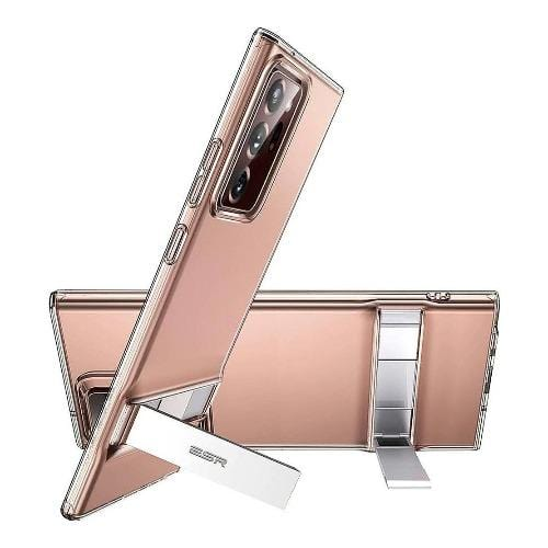 ESR - Air Boost Series Case - for Samsung Galaxy Note 20 Ultra 5G - Clear - Sahara Case LLC