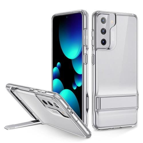 ESR - SaharaCase Airboost Shield Series Case - for Samsung Galaxy S21+ Plus 5G - Clear - Sahara Case LLC