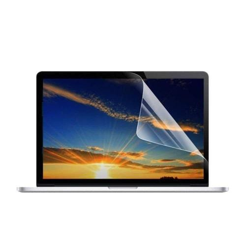"FlexOn Film Screen Protector - Apple MacBook Pro 13"" Laptops - Clear - Sahara Case LLC"