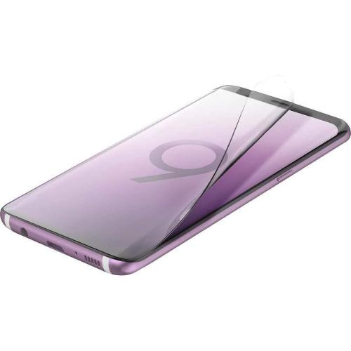 FlexOn Film Screen Protector - Samsung Galaxy S9+ - Clear - Sahara Case LLC