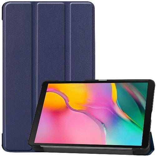 Folio Case - Samsung Galaxy Tab A 8.0 (2019) T290 - Blue - Sahara Case LLC