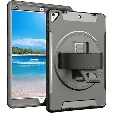 "SaharaCase - Heavy Duty Series Case with Built-in Screen Protector - iPad 10.2/10.5"" (2019)"