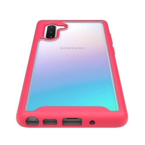 Protection Series Case Samsung Galaxy Note 10 Rose Gold Clear - Sahara Case LLC