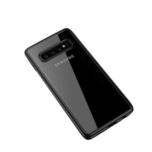 Protection Series Case Samsung Galaxy S10+ Black Clear - Sahara Case LLC