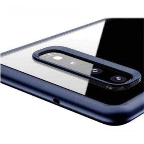 Protection Series Case Samsung Galaxy S10 - Navy Clear - Sahara Case LLC
