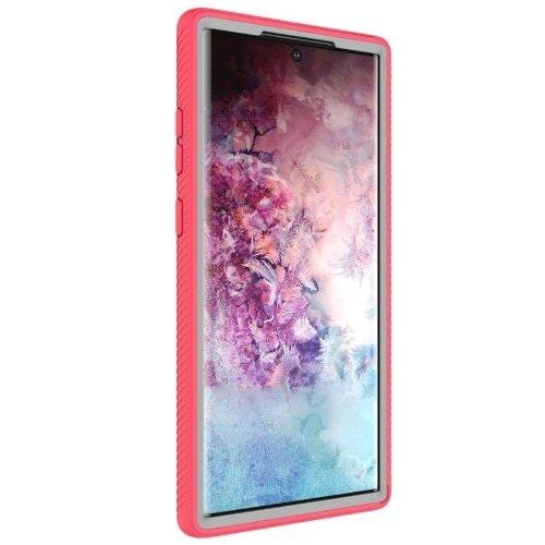Protection Series Case with Built-in Screen Protector - Samsung Galaxy Note 10+ and Note 10+5G - Rose Gold - Sahara Case LLC